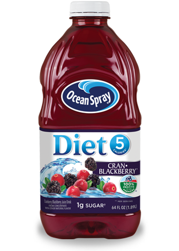 Diet Cran•Blackberry™ Juice Drink